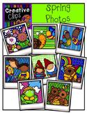 Spring Photos {Creative Clips Digital Clipart}