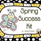 Spring Success Kit Great for RTI