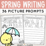 Spring Writing {Picture Prompts}