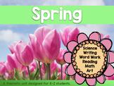 Springtime Unit Plan