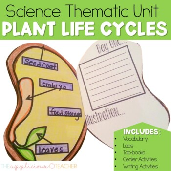 *Seeds and Plants Unit*