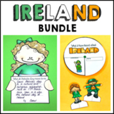 St Patrick's Day Bundle - 40 Printables Activities Informa