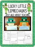 St. Patrick's Day { Craftivity } - Lucky Little Leprechauns
