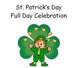 St. Patrick's Day -  Full Day Leprechaun Lesson Plans