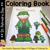 St. Patrick's Day Fun! Color For Fun Printable Coloring Pages