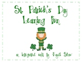 St. Patrick's Day Learning Fun