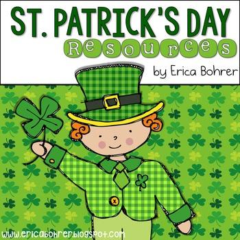 St. Patrick's Day LepreCommon Core Activities