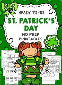 https://www.teacherspayteachers.com/Product/St-Patricks-Day-NO-PREP-Printables-1728007
