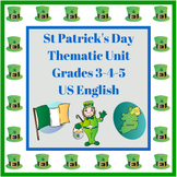 St Patrick's Day Thematic Unit (Intermediate) for Very Bus