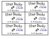 $5 Star Bucks