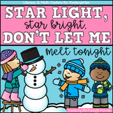 Star Light, Star Bright! {Winter Literacy & Math Centers f