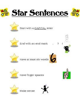 Star Sentences