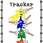 Star Tracker FREEBIE, Student Self-Monitoring Learning Goa
