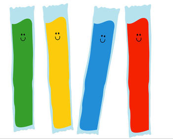 Popsicle Clipart Free Clipart otter pop popsicle