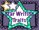 Star Writing Traits Posters