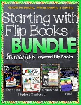 Starting With Flip Books Bundle