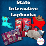 State Interactive Lapbook: Informational Text Unit