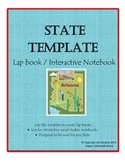 State Interactive Notebook or Lapbook