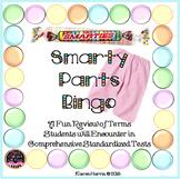 State Standardized Test Prep Smarty Pants BINGO!