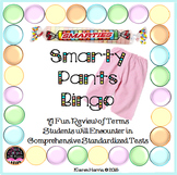 State Standardized Test Prep Smarty Pants BINGO!