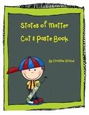 States of Matter Cut & Paste Book