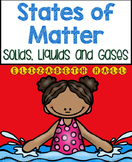 States of Matter for Little Learners