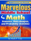 Statistics, Data Analysis, and Probability eBook for Middl
