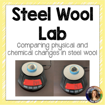 Steel Wool Lab- Conservation of Mass