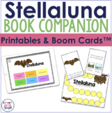 Stellaluna Book Companion for Speech & Language Therapy!