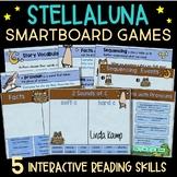 Stellaluna SMARTboard Activities