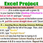 Steps for Creating a Sunlight Graph (Color-Coded)