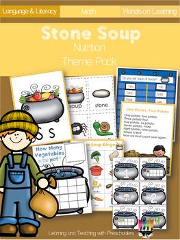 Stone Soup Lesson Plan Theme