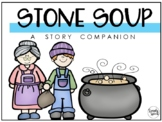 Stone Soup: Speech & Language Story Companion