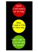 Stoplight Student Assessment