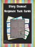 Story Element Response Task Cards