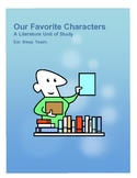 Story Elements: Character Unit