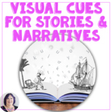 Visual Cues & Maps for Stories & Narratives_ Special Educa