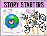 Story Starters April