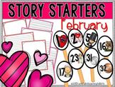 Story Starters February