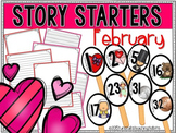 Story Starters February