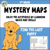 Map Skills - Street Maps