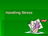Stress PowerPoint Presentation Lesson Plan