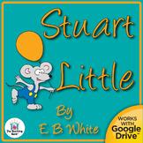 Stuart Little Novel Unit CD ~ Common Core Standards Aligned!
