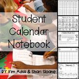 Student Calendar Notebook