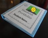 Student Portfolio - Special Education