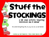 Stuff the Stockings: A Christmas QR Code activity for infe