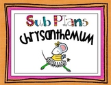 Sub Plans - Chrysanthemum