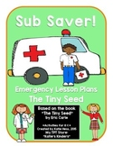 Sub Saver! - Emergency Sub Plans - The Tiny Seed