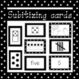 Subitizing Flash Cards