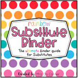 Substitute Binder - Rainbow - The Ultimate Sub Binder Guide